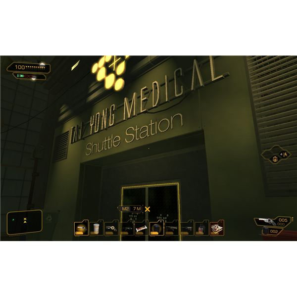 Deus Ex: Human Revolution Walkthrough - Sneaking into Tai Yong Medical