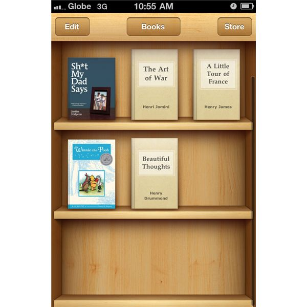 E-books for iPhone Guide: Best E-book Readers for iPhone