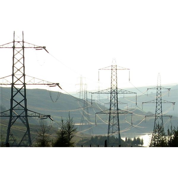 Why are Utilities Switching to High Voltage DC Transmission over Long Lines?