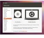 select install ubuntu