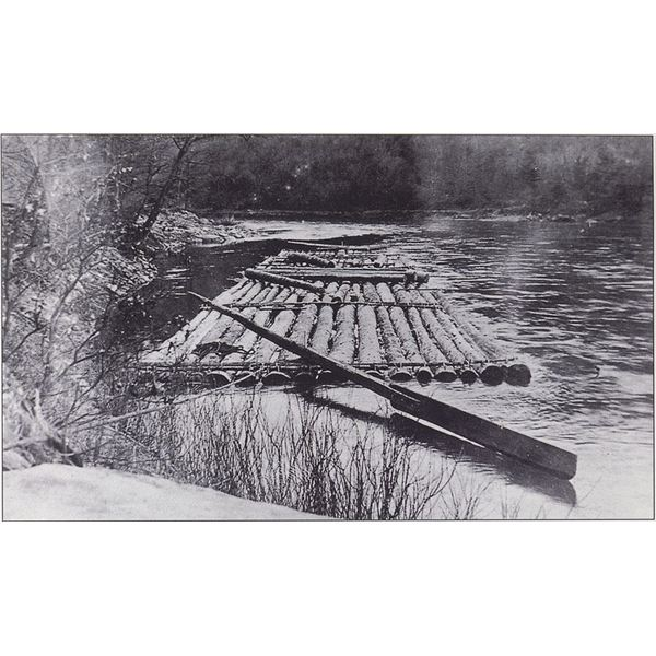 Water Rafts Explored - Inflatable Rafts, Wooden Rafts and