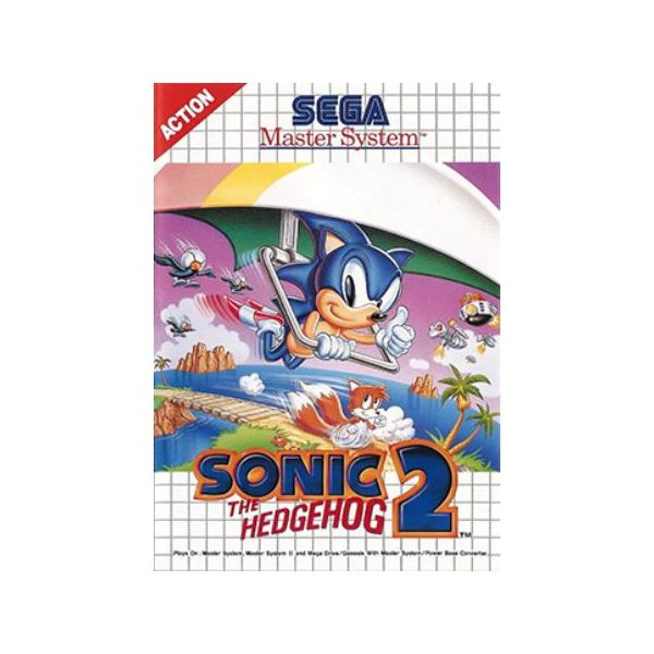 Sonic 2 (Master System) - Virtual Console Review