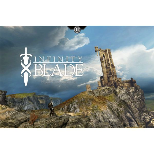 iPhone Game Review: Infinity Blade Review