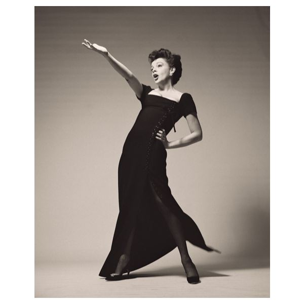 Judy Garland's Famous Photgraph by Richard Avedon