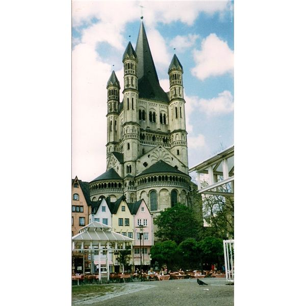 Romanesque church in Germany
