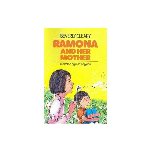 """Ramona"" Lessons and Activities: Ramona and Her Mother & Ramona Quimby, Age 8"