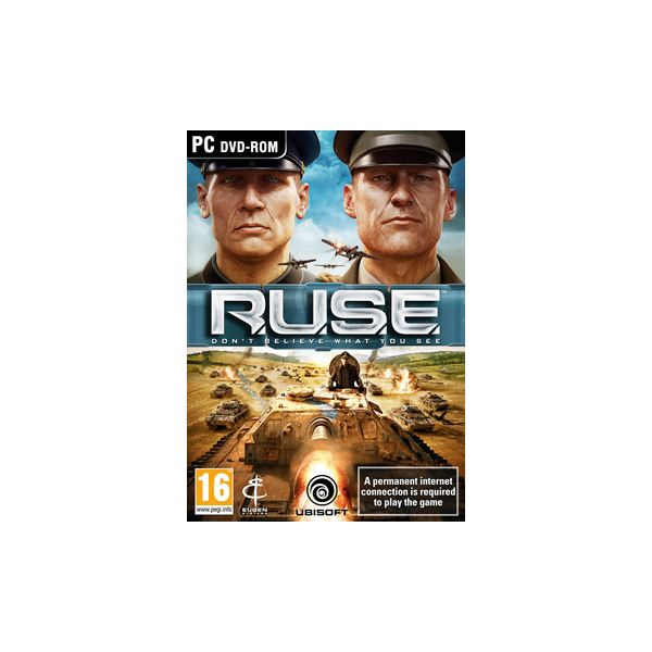R.U.S.E. PC Preview. - The Next Great RTS Or A Delayed Mistake?