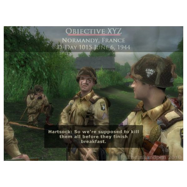 Road to Hill 30 – Walkthrough: The M1 Garand, German Infantry and Objective Xyz