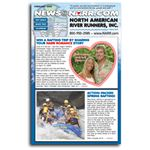 Email newsletter for North American River Runners, Inc.