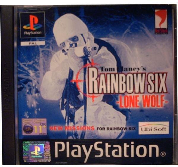 Tom Clancy Video Games: The Rainbow Six Series