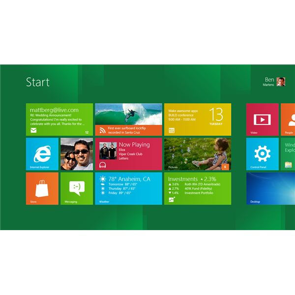 Windows 8 Might Give Double Booting the Boot