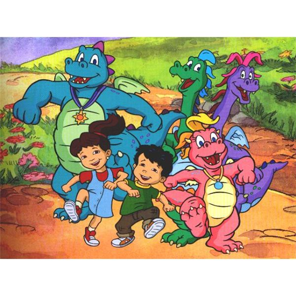 Free Dragon Tales Games Online