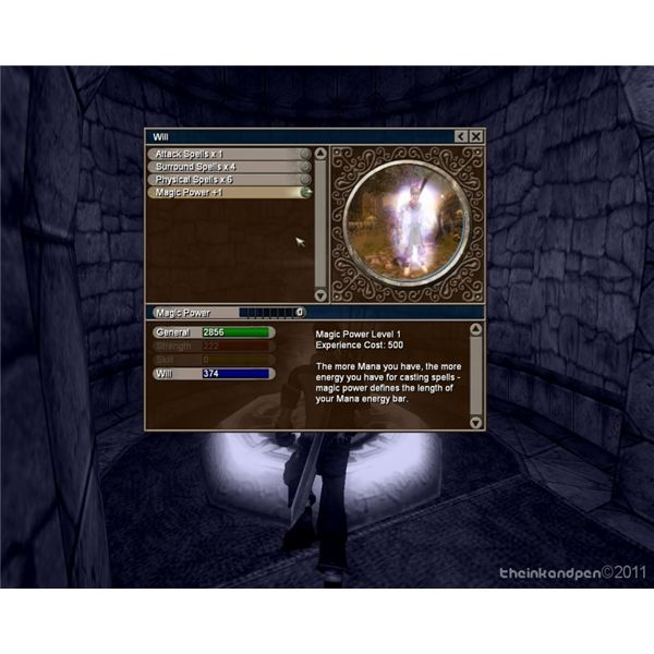 Fable Lost Chapters: Spell Types
