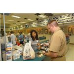 800px-US Navy 020807-N-0872M-515 A Shopper pays for his purchase at one of the cashier counters inside the Navy Exchange located at Naval Base Little Creek
