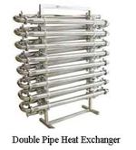 double pipe heat exchanger 2