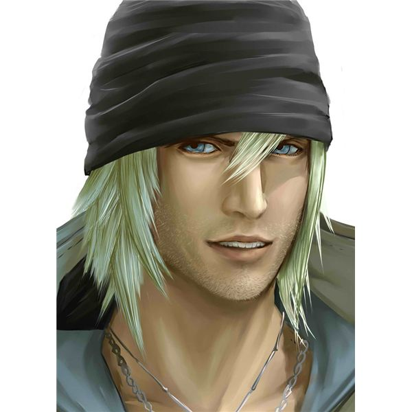 Final Fantasy XIII - Snow Character Profile & Information