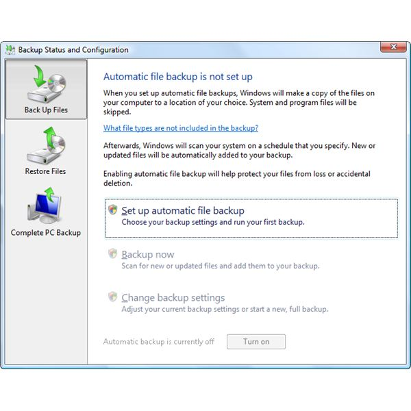How to Install Vista Backup Files in Windows 7 for Free