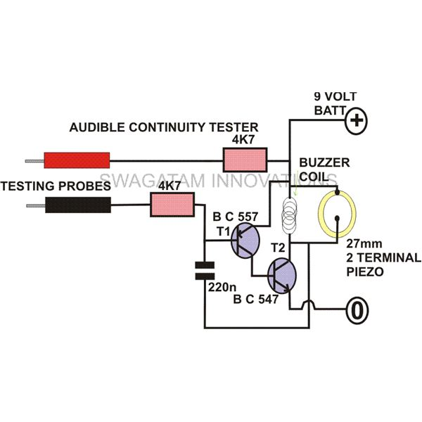 Make Your Own Car Sensor Testers Circuit Diagram - DIY Enthusiasts ...