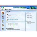 Advanced firewall options of CA Internet Security Suite 2007