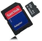 SanDisk 2GB MicroSD Card LG Optimus Black Accessories