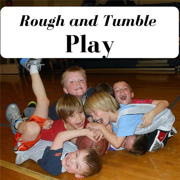 「rough and tumble play cognitive」の画像検索結果