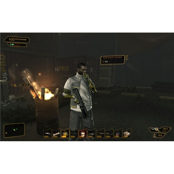 Deus Ex: Human Revolution Guide - The FEMA Center