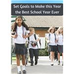 Set Goals to Make this Year the Best School