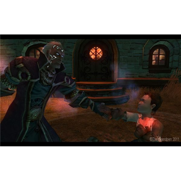 The Guild in 'Fable: the Lost Chapters' and how to train.