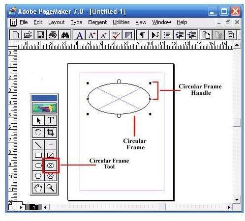 Circular Frame Tool