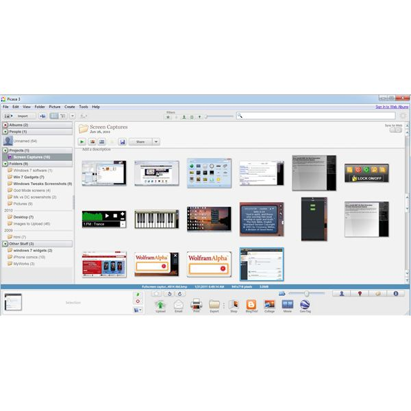 Picasa - One of the Best Free Photo Editing Software