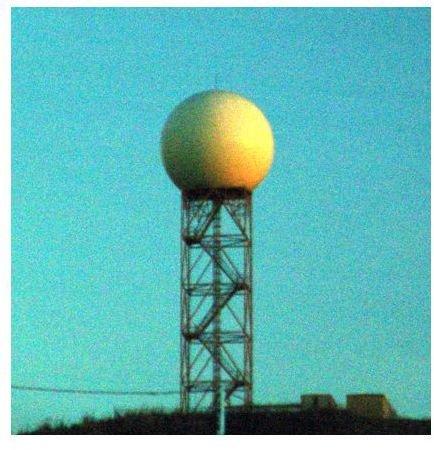Doppler-Radar-Tower from Wikimedia Commons P. Alejandro Díaz - 2005