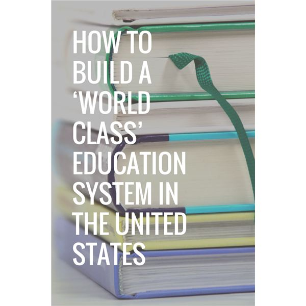 How Can We Improve the American Education System?