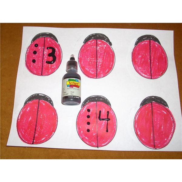 Preschool Ladybug Themes: Books, Art, Songs, Math, a Sensory Table ...