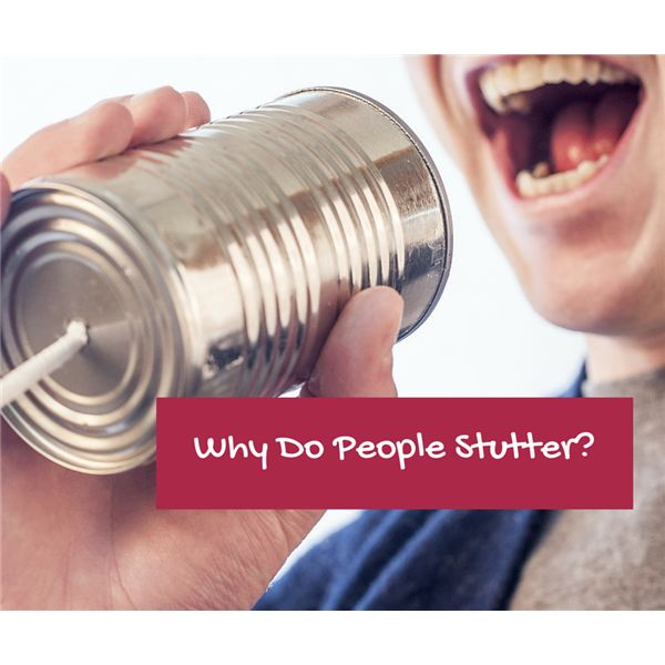 What Causes Stuttering? Misconceptions, Myths and Facts About People Who Stutter