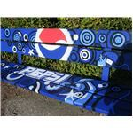 Pop Art Bench Pepsi
