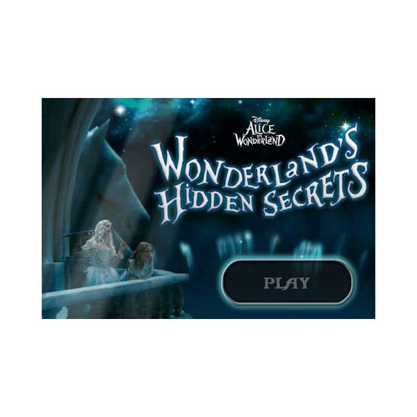 Alice in Wonderland Hidden Secrets