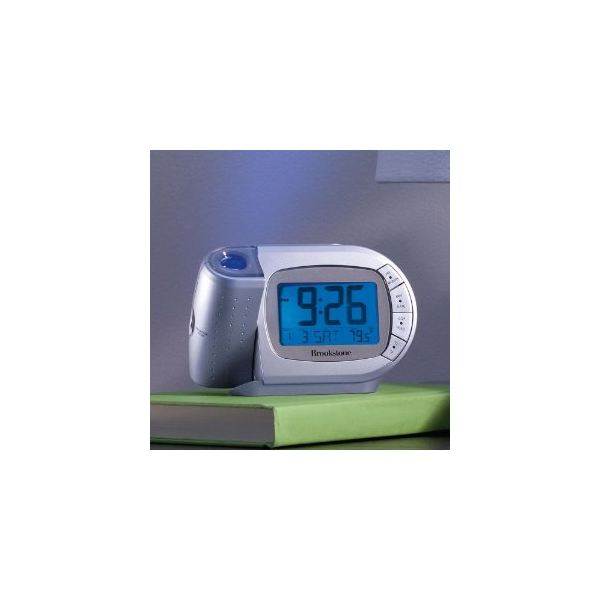When You Are Tired Of Trying To Find The Clock This New Modern Projection Alarm Takes Hassle Out Seeing Time By Projecting It Onto