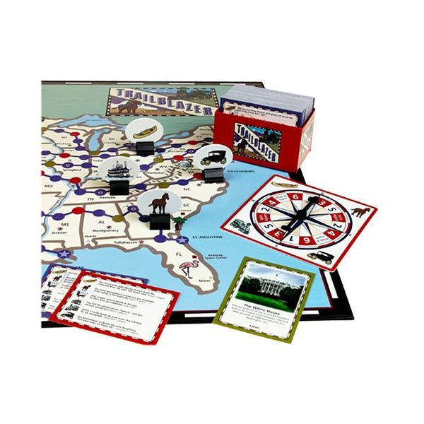 Where in the World is another fun board game