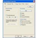 Microsoft Windows Media Player with VobSub plugin