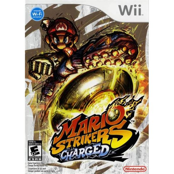 Mario Strikers Charged - Nintendo Wii Review