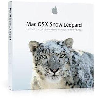 Mac OS X Add Remove Components - Mac OS X Snow Leopard Box