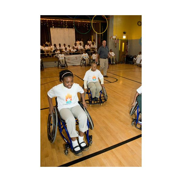 Mainstreaming Tips: Teaching Students With Physical Disabilities in PE