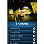 Lonely Planet London City Guide iPhone App