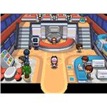 Pokemon Center in Black or White