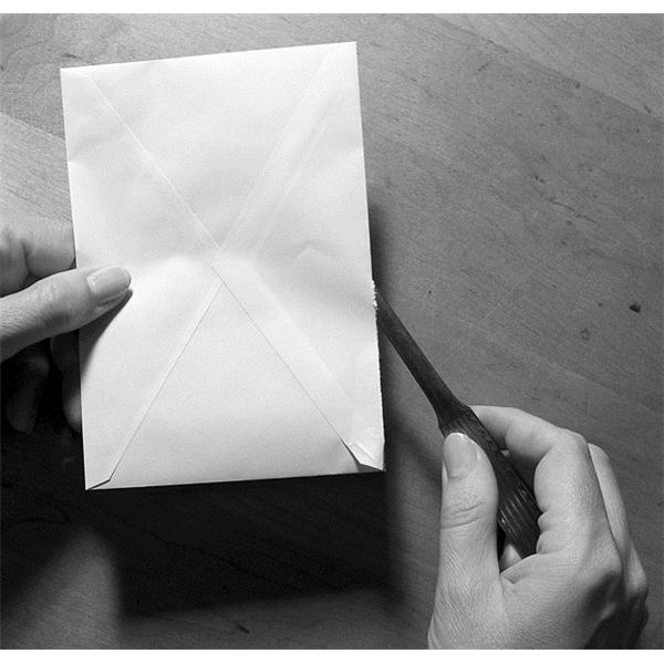 """""""Letter being opened"""