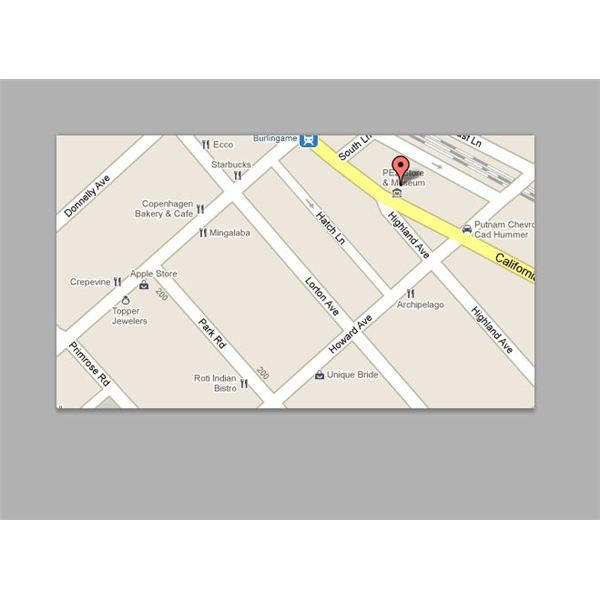 Adding a map for back of business card help your clients find you drag map onto business card colourmoves