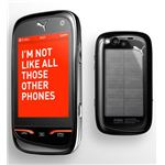 Puma Phone Front and Back