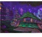 Darnassus City at Night