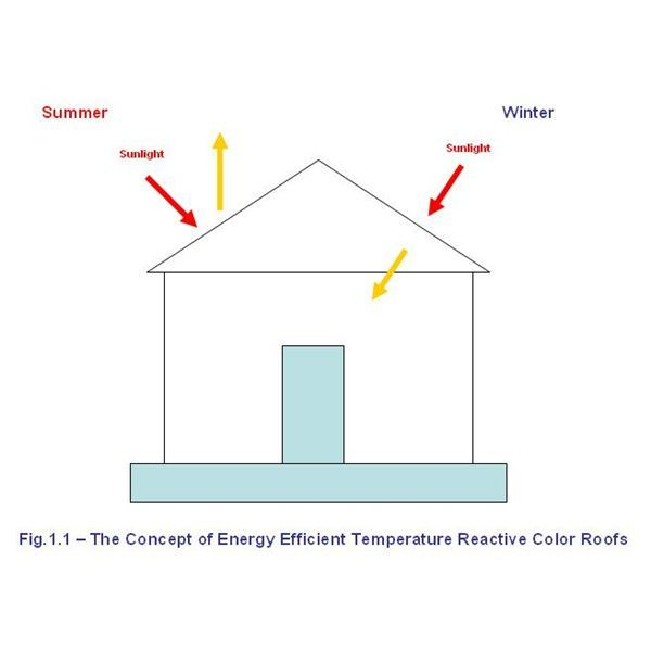 Energy Effecient Roofs