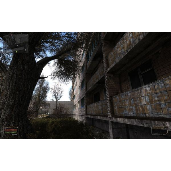 The ghost city of Pripyat gains new life with Complete 2009's graphical overhauls.